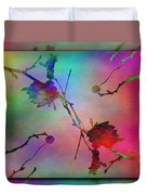 Branches In The Mist 26 Duvet Cover