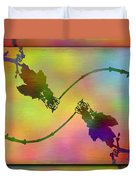 Branches In The Mist 44 Duvet Cover