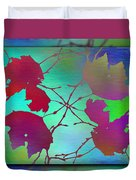 Branches In The Mist 72 Duvet Cover