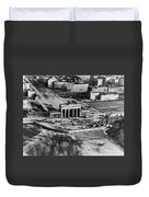 Brandenburg Gate Duvet Cover