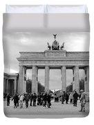 Brandenburger Tor - Berlin Duvet Cover