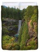 Brandywine Falls Plunge Duvet Cover