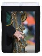 Brass Musical Instrument 01 Duvet Cover