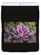 Brassica Duvet Cover