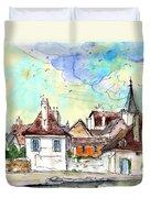 Bray Sur Seine 02 Duvet Cover