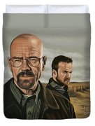 Breaking Bad Duvet Cover