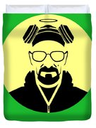 Breaking Bad Poster 3 Duvet Cover
