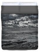 Breaking Sun Duvet Cover