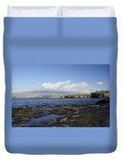 Breathtaking Egas Port Duvet Cover