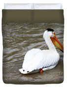 Breeding Plumage Duvet Cover
