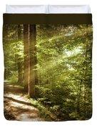 Eternal Woods Duvet Cover