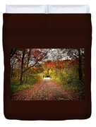 Bridge Ahead Duvet Cover