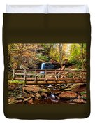 Bridge By B Reynolds Falls Duvet Cover