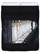 Bridge Detail Duvet Cover