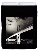 Bridge To Poughkeepsie 2 Duvet Cover