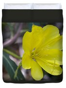 Bridges Evening Primrose Duvet Cover