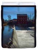 Bridgeton Mill Duvet Cover
