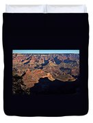 Bright Angel Canyon Duvet Cover