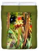 Bright Flower 1 Duvet Cover