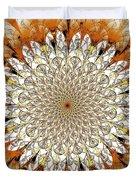 Bright Flower Duvet Cover