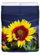 Bright Summer Flower  Duvet Cover