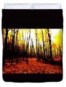 Bright Woods Duvet Cover