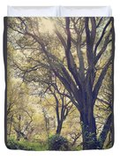 Brightening Up The Day Duvet Cover by Laurie Search