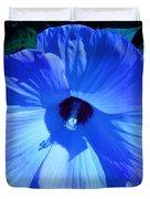 Brilliant Blue Duvet Cover