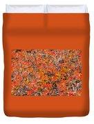 Brilliant Colors Duvet Cover