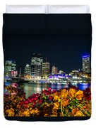 Brisbane Duvet Cover