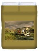 British Cargo Duvet Cover