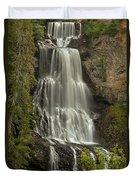 British Columbia Alexander Falls Duvet Cover