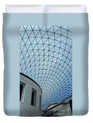 British Museum Duvet Cover