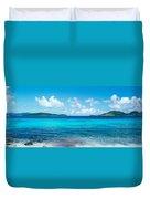 British Virgin Islands, St. John, Sir Duvet Cover