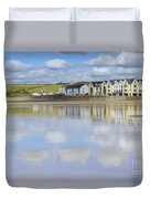 Broad Haven Clouds Duvet Cover