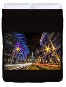 Broad Street North Duvet Cover