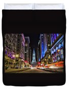 Broad Street South Duvet Cover