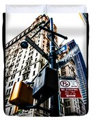 Broadway And Pine Duvet Cover