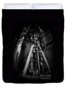 Broadway Nyc Duvet Cover
