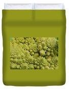 Broccoli Heirloom Duvet Cover