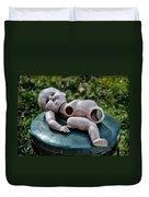 Broken Baby Doll Duvet Cover