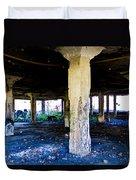 Broken Columns Duvet Cover