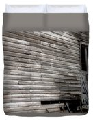 Broken Door By Diana Sainz Duvet Cover