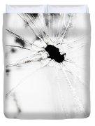 Broken Glass Duvet Cover