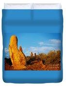 Broken Hill 2 Duvet Cover