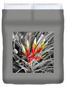 Bromeliad 1 Duvet Cover