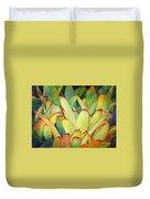 Bromeliads I Duvet Cover