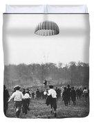 Bronx Parachute Leap Duvet Cover
