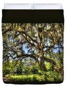 Brookgreen Gardens Duvet Cover