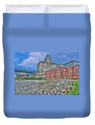 Brooklyn Old Tobacco Warehouse Duvet Cover